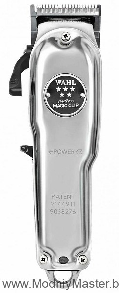 Машинка Wahl Magic Clip Cordless Metal Edition